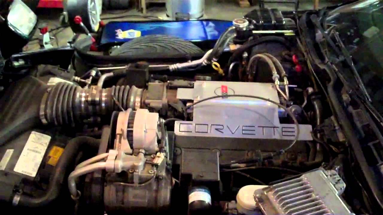 hight resolution of how to replace a 1990 s corvette fuel filter and fuel pump