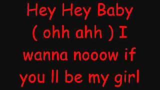 Dj Otzi Hey Hey baby ohh ahh (LYRICS)