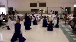 "Revelation Dance Ministry, ""Grace"" by BeBe & CeCe"
