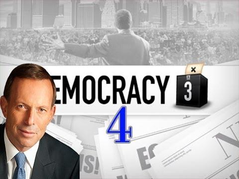 Let's Dictate Democracy 3 - Australia - Part 4 - No Crime