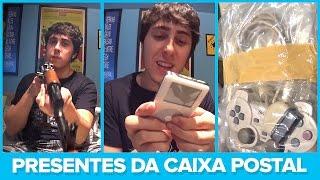 PRESENTES DA CAIXA POSTAL - Daily #6 thumbnail