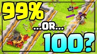 9 out of 10 Clash Players Will Get These WRONG! Clash of Clans 99 or 100?