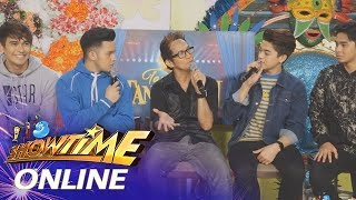 It's Showtime Online: Edgardo Tejada became a member of That's Entertainment