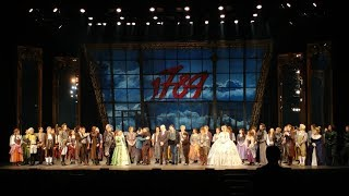 帝劇4・5月公演 ミュージカル『1789 -バスティーユの恋人たち-』が、再び...