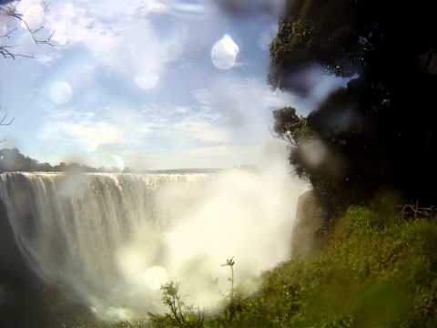 Victoria Falls, Zimbabwe, Rain Forest