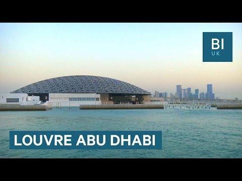 Abu Dhabi just opened their Louvre museum – take a look inside