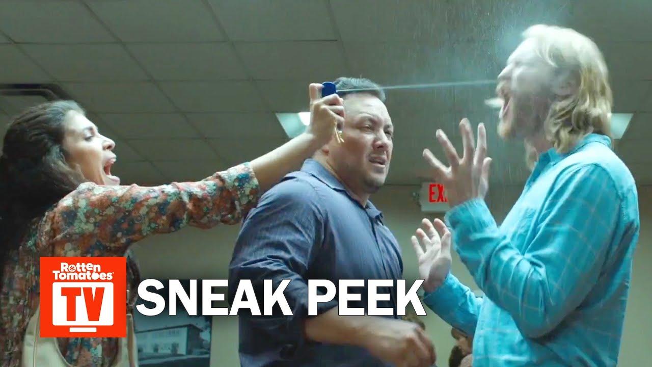 Download Lodge 49 S01E02 Sneak Peek | 'Dud's Restraining Order' | Rotten Tomatoes TV