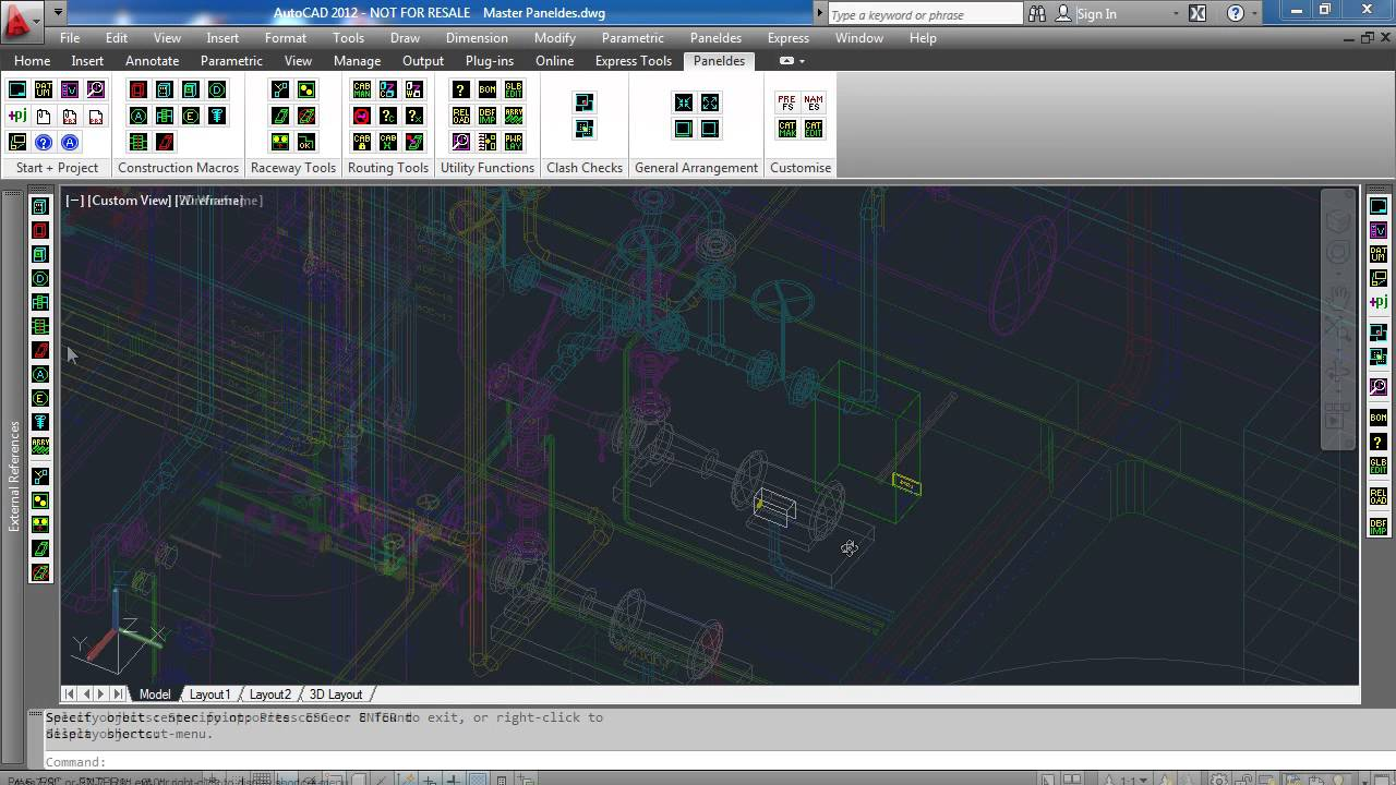 All About Electrical Cad Design Software Elecdes Suite Schematic In Created With