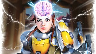 9000 IQ BRIGITTE! | Overwatch Best and Funny Moments - Ep.250