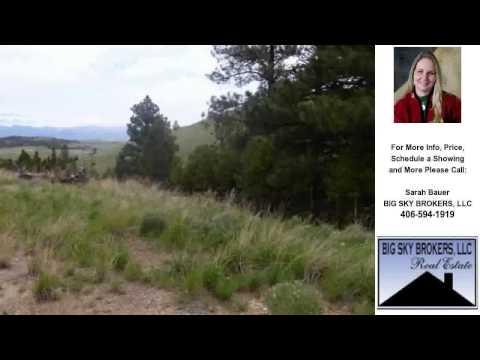 2 Ridgeview Drive, Clancy, MT Presented  Sarah Bauer
