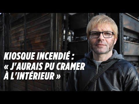 """Le coup de gueule d'un kiosquier des Champs-Elysées : """"Je suis au chômage, j'ai tout perdu"""""""