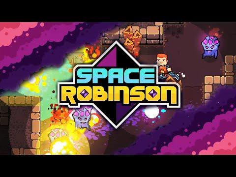 Space Robinson демо нового рогалика