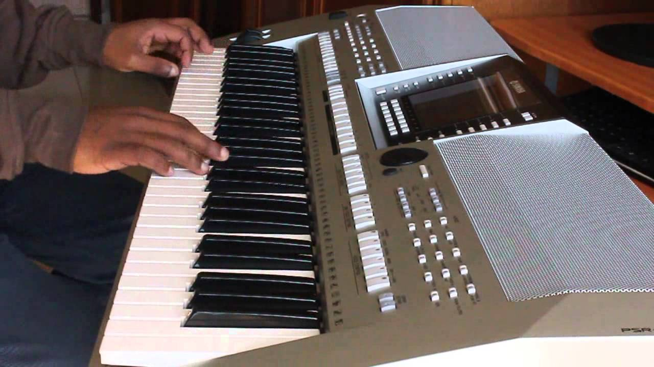 Sithin Ma Nosali  Yamaha PSR S910  YouTube