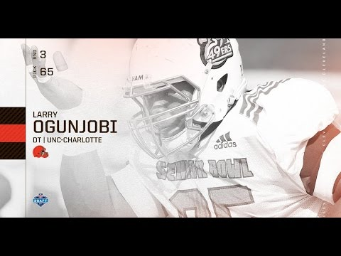 2017 Draft: Larry Ogunjobi Highlights