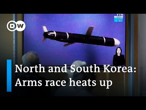 North, South Korea test missiles amid rising tensions   DW News