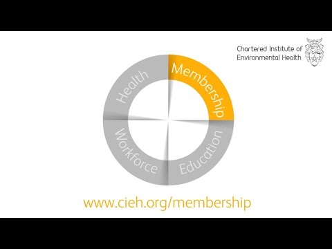CIEH membership: supporting you and the profession