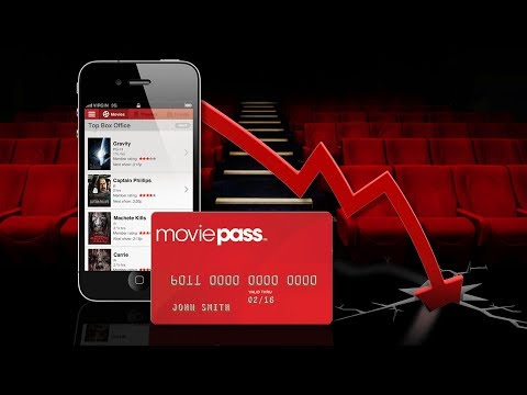 MoviePass Company Drop To Record Low $0.11 Per Share