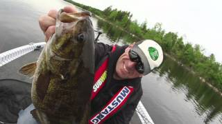 Topwater Tricks for Smallmouth Bass - Dave Mercer