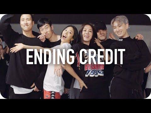 Ending Credit  Uhm Jung Hwa 엄정화  Lia Kim Choreography