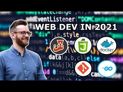 Web Development Techs / Languages I'm Learning In 2021 As A Junior Developer (UK)