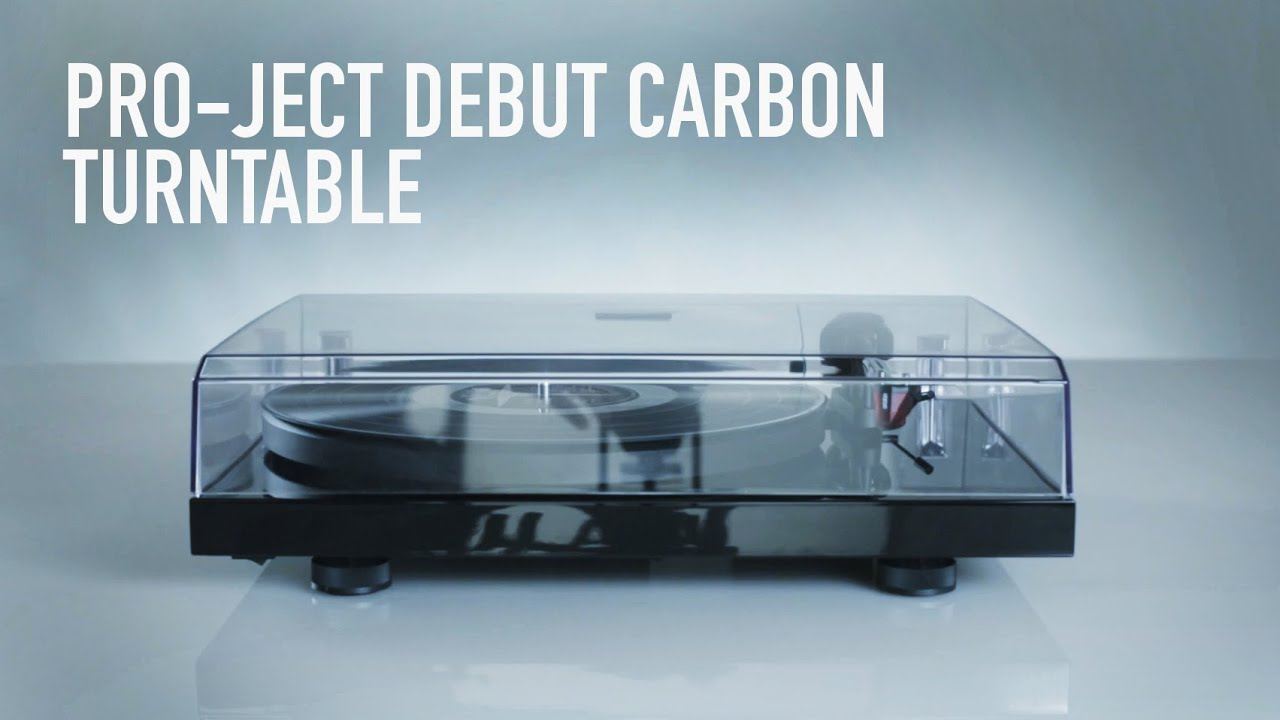 Pro-Ject Debut Carbon Audiophile Turntable Review