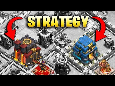 TH12 & TH10 Same Beautiful Clan War Attack Strategy 2019 | Clash Of Clans