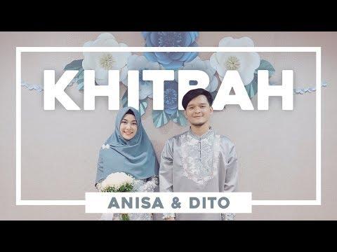 KHITBAH - ANISA RAHMA & ANANDITO DWIS