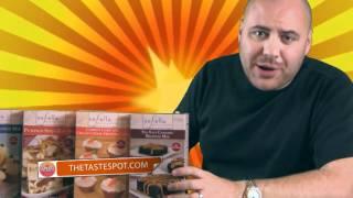Sof'ella Gourmet Sea Salt Caramel Brownie Review