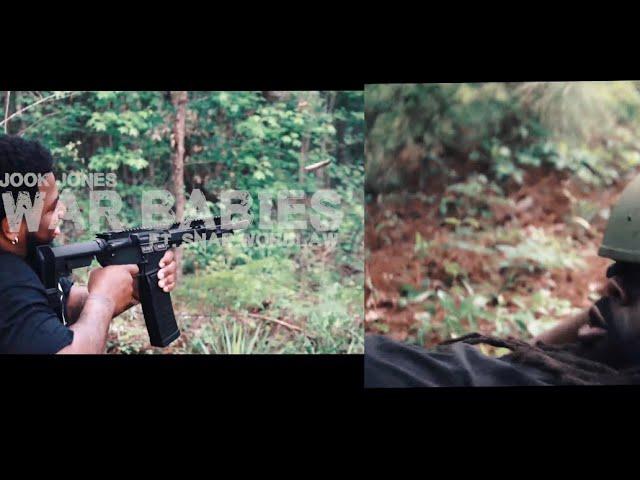 WAR BABY (Official Music Video) Snap Wordlaw ft Jook Jones