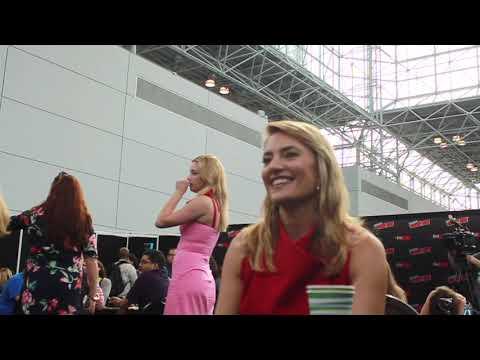 Mädchen Amick talks Riverdale Season 3 at NYCC 2018
