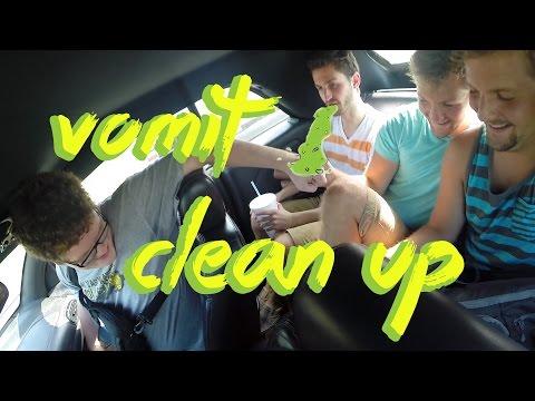 Vomit clean up!? | Paul