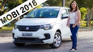 Fiat MOBI Like 2018 em Detalhes