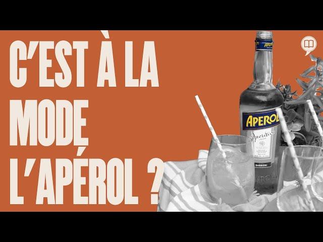 Les dessous d'une conquête marketing : Apérol Spritz | L'Histoire nous le dira #121