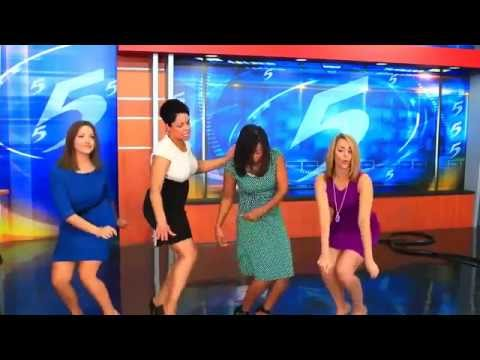WMC Action News 5's Hit The Quan - Must Watch Dance Moves