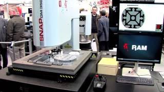 SNAP 350 Large Area Digital Measuring Machine