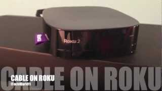 Video How to Get Cable on Roku (Roku 2 and 3) download MP3, 3GP, MP4, WEBM, AVI, FLV Agustus 2018