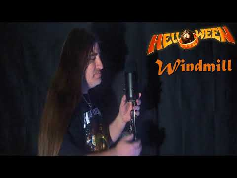 """Helloween """" Windmill """" ( vocal cover )"""