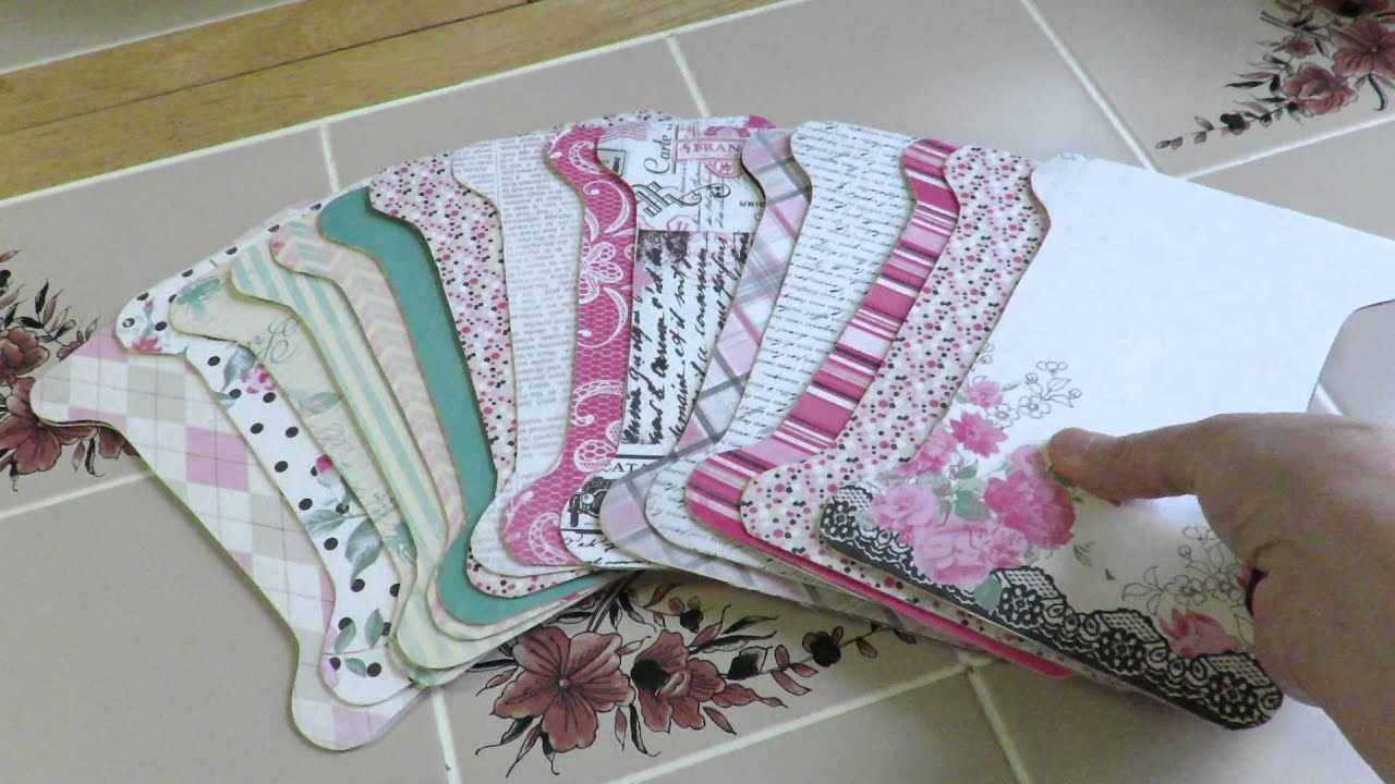 Paper And Cardboard Spools Pretty Lace Storage Project