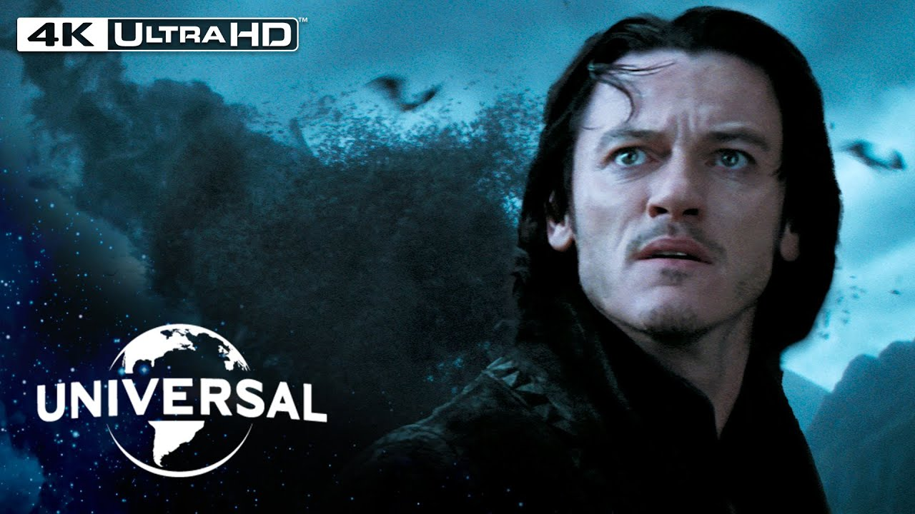 Download Dracula Untold | Vlad Destroys an Army With Thousands of Vampire Bats in 4K HDR