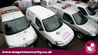 Magenta Security Services London
