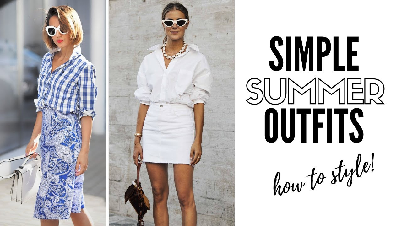 Trends Guaranteed To Make You Look Cooler This Summer   fashion trends 2019