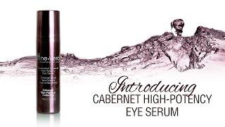 NEW! Vine Vera Cabernet Resveratrol High-Potency Eye Serum