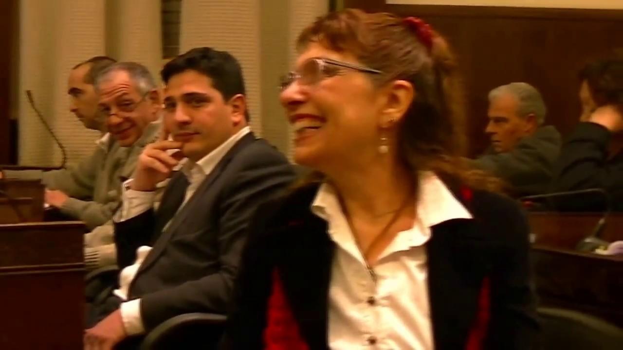 3 Novelas de Gloria Arcuschin: de interés Deliberativo HCDM- - YouTube