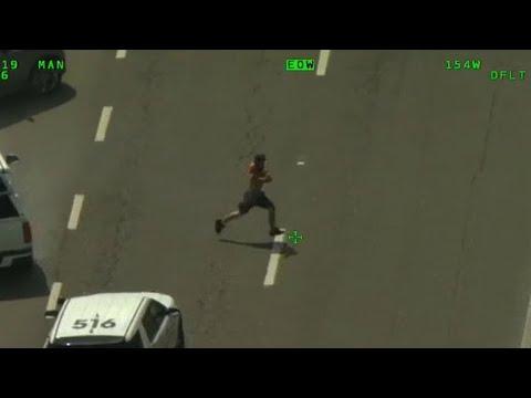 Bodycam video captures dramatic Florida shootout
