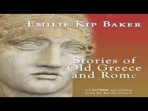 Stories of Old Greece and Rome | Emilie Kip Baker | Classics (Antiquity), Myths | Book | 3/5