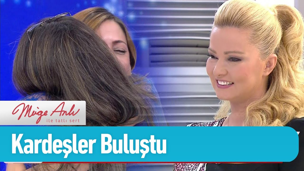 Aysel Hanım ve ablasının ilk karşılaşması! - Müge Anlı ile Tatlı Sert 19 Eylül 2019