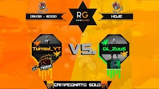 TORNEIO FORTNITE -  FINAL SOLO - FOISEMQUERER vs DL_ZUUS - RANK GAMES ( PS4 )