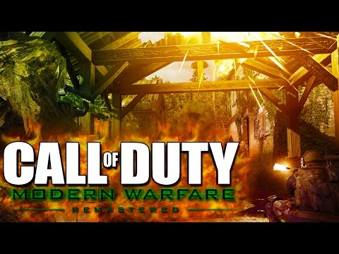 The 3-0 Lead! - Call of Duty Modern Warfare Remastered!