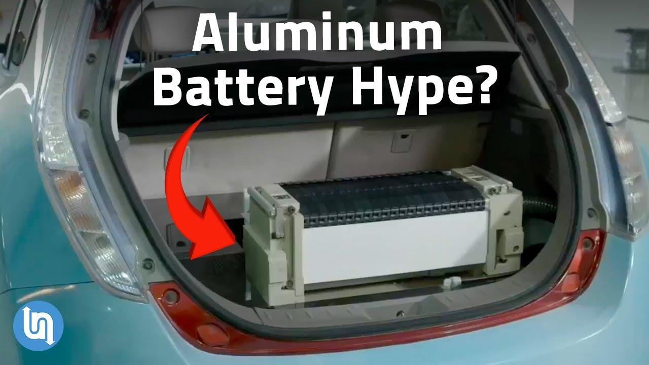 Exploring the 1000 Mile Car Battery – Aluminum Air Hype?