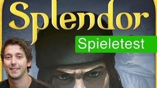 Splendor (nominiert als Spiel des Jahres 2014) im Test von SpieLama